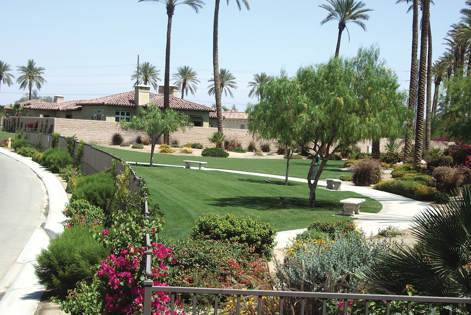 Hermann design group landscaping master planned for Landscape design group